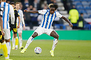Trevoh Chalobah of Huddersfield Town  during the EFL Sky Bet Championship match between Huddersfield Town and Brentford at the John Smiths Stadium, Huddersfield, England on 18 January 2020.