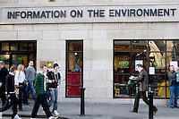 ENFO Information on the Environment centre in Dublin City Ireland