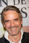 040914 Jeremy Irons 'Night Train to Lisbon' Madrid Premiere