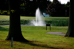 UK ENGLAND NORFOLK WROXHAM 8AUG06 - Water fountain on golf course in Wroxham in the Norfolk Broads...jre/Photo by Jiri Rezac..© Jiri Rezac 2006..Contact: +44 (0) 7050 110 417.Mobile:  +44 (0) 7801 337 683.Office:  +44 (0) 20 8968 9635..Email:   jiri@jirirezac.com.Web:    www.jirirezac.com..© All images Jiri Rezac 2006 - All rights reserved.