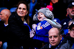 Cardiff City fans - Mandatory by-line: Robbie Stephenson/JMP - 29/12/2018 - FOOTBALL - King Power Stadium - Leicester, England - Leicester City v Cardiff City - Premier League
