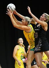 Hamilton-Netball, Quad Series, New Zealand v Australia