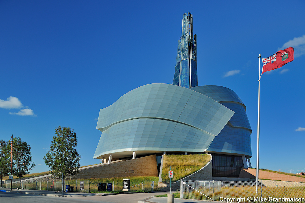 Canadian Museum for Human Rights<br /> Winnipeg<br /> Manitoba<br /> Canada