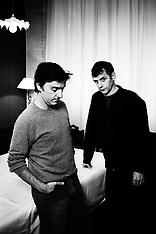 Yvan Attal et Lucas Belvaux (Paris, Oct. 2009)