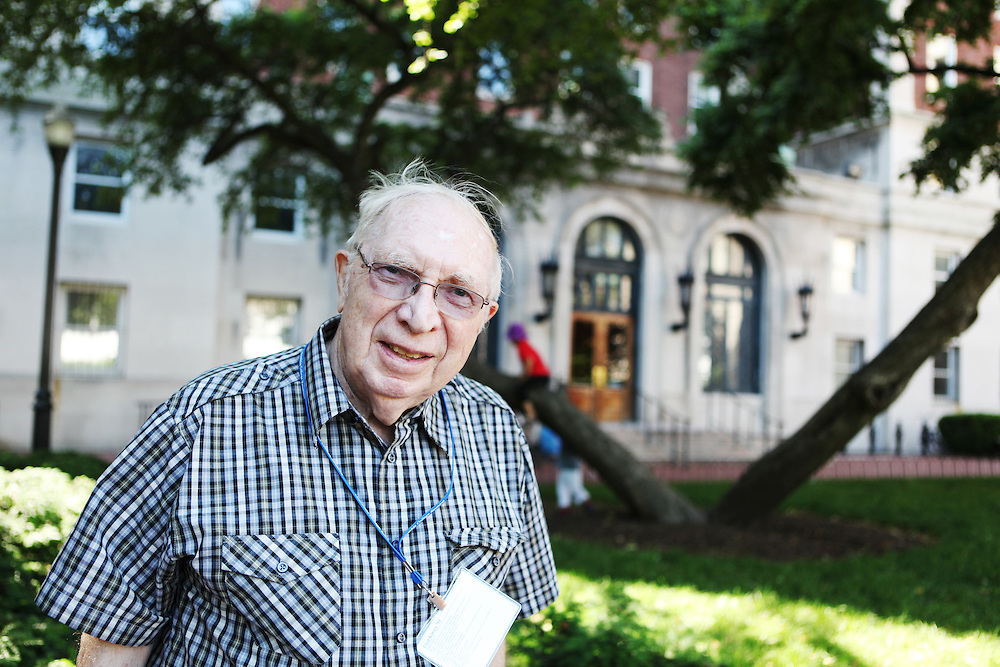 """Fred Kinsey '51..""""Take advantages of museums and the theater.""""..""""Appreciate your colleagues -- you'll learn just as much from them as you will from your professors. Don't sell your fellow student short."""""""