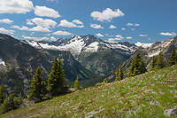 Mount Logan North Cascades National Park Washington