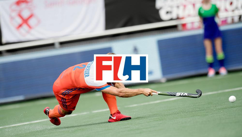 BREDA - Rabobank Hockey Champions Trophy<br /> The Netherlands - Belgium<br /> Photo: Jeroen Hertzberger.<br /> COPYRIGHT WORLDSPORTPICS FRANK UIJLENBROEK