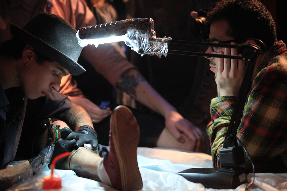 ISRAEL BODY ART SOCIETY FEST 16.3.13.suspension , tattoos , Piercing and body scarification.