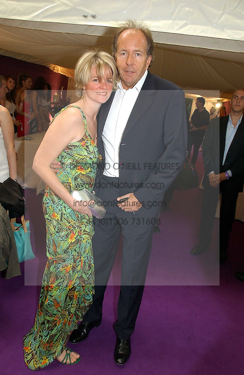 LORD & LADY BRUCE DUNDAS at The Summer Ball in Berkeley Square , Londin W1 in aid of the Prince's Trust on 6th July 2006.<br /><br />NON EXCLUSIVE - WORLD RIGHTS