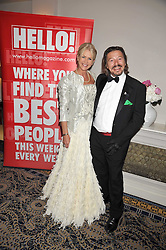 CHARLOTTE STOCKTING and ROBERT LAWRENCE at the Matterhorn Challenge Ball in aid of Combat Stress as part of their 90th anniversary celebrations held at The Berkeley Hotel, London on 11th June 2009.