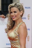 Melinda Messenger Philips British Academy Television Awards held at the London Palladium, London, UK, 06 June 2010. For piQtured Sales contact: Ian@piqtured.com Tel: +44(0)791 626 2580 (Picture by Richard Goldschmidt/Piqtured)
