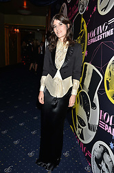 BELLA FREUD at The Hoping Foundation's 'Starry Starry Night' Benefit Evening For Palestinian Refugee Children held at The Cafe de Paris, Coventry Street, London on 19th June 2014.