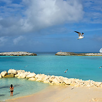 Bertram&rsquo;s Cove Namesake at Great Stirrup Cay, Bahamas<br />