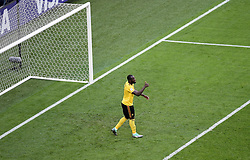 July 14, 2018 - Saint Petersbourg, Russie - SAINT PETERSBURG, RUSSIA - JULY 14 : Romelu Lukaku forward of Belgium during the FIFA 2018 World Cup Russia Play-off for third place match between Belgium and England at the Saint Petersburg Stadium on July 14, 2018 in Saint Petersburg, Russia, 14/07/18 (Credit Image: © Panoramic via ZUMA Press)