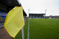 The North Stand of Stark's Park, home to Raith Rovers FC since 1891..Raith Rovers 1 v 0 Falkirk, 6th August 2011..©Pic : Michael Schofield.