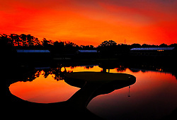 Sunrise on 17, THE PLAYERS Championship, 2017