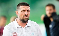 Dejan Doncic, head coach of Triglav during football match between NK Triglav Kranj and NK Maribor in Round #7 of Prva liga Telekom Slovenije 2018/19, on September 2, 2018 in Kranj, Slovenia. Photo by Vid Ponikvar / Sportida