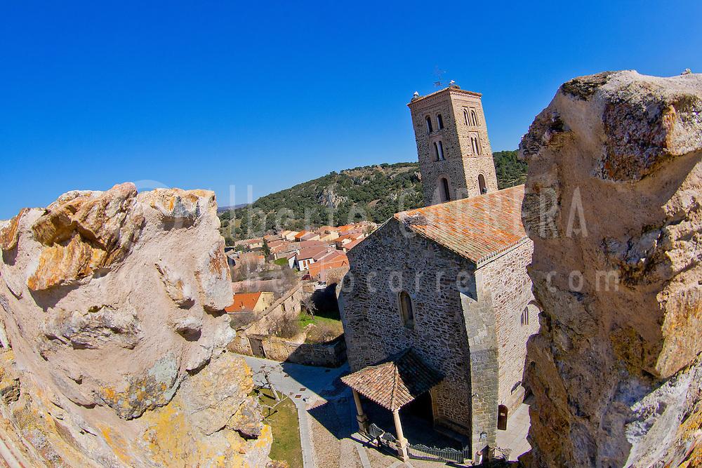 Alberto Carrera, Church of Santa María del Castillo, Buitrago del Lozoya, National Heritage Site, Madrid, Spain, Europe