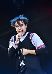 © Licensed to London News Pictures.  02/09/2017; Bristol, UK. The Downs Festival 2017 on The Downs in Bristol. KEIR plays on the main stage. Picture credit : Simon Chapman/LNP
