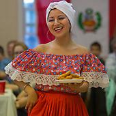 Cultural dances from Peru 2018