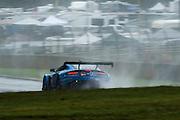October 1- 3, 2015: Road Atlanta, Petit Le Mans 2015 - Neilsen, Davison, Davis, GBR TRG Aston Martin V12 Vantage GTD