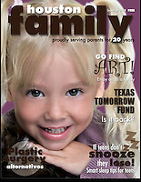 Houston Family Cover September 2008