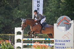 Verdonk Lisanne, NED, Jack HX<br /> KWPN Kampioenschappen - Ermelo 2019<br /> © Hippo Foto - Dirk Caremans<br /> Verdonk Lisanne, NED, Jack HX