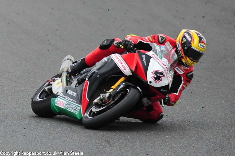 DAN LINFOOT GBR HONDA RACING 1000cc MCB BSB British Superbike Championship Round 5, Snetterton, 10th July 2016