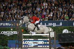 Beerbaum Ludger, (GER), Chiara<br /> Final<br /> Furusiyya FEI Nations Cup Jumping Final - Barcelona 2015<br /> © Dirk Caremans<br /> 26/09/15