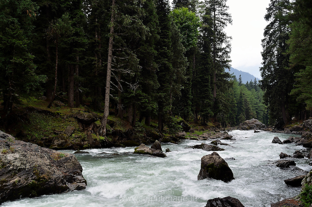 Pahalgam is one of the most beautiful place in Jammu & Kashmir. Famous for Betaab valley.