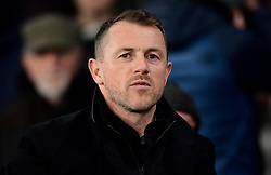 Derby County manager Gary Rowett  - Mandatory by-line: Joe Meredith/JMP - 19/01/2018 - FOOTBALL - Pride Park Stadium - Derby, England - Derby County v Bristol City - Sky Bet Championship