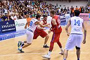 DESCRIZIONE : Trieste Nazionale Italia Uomini Torneo internazionale Italia Serbia Italy Serbia<br /> GIOCATORE : Stefan Markovic<br /> CATEGORIA : Palleggio Blocco<br /> SQUADRA : Serbia Serbia<br /> EVENTO : Torneo Internazionale Trieste<br /> GARA : Italia Serbia Italy Serbia<br /> DATA : 05/08/2014<br /> SPORT : Pallacanestro<br /> AUTORE : Agenzia Ciamillo-Castoria/GiulioCiamillo<br /> Galleria : FIP Nazionali 2014<br /> Fotonotizia : Trieste Nazionale Italia Uomini Torneo internazionale Italia Serbia Italy Serbia