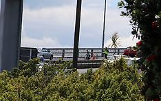 Auckland-Motorcyclist injured in accident on Harbour Bridge