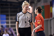 DESCRIZIONE : Udine U20 Campionato Europeo Femminile Finale 1-2 posto Spagna Francia European Championship Women Final 1-2 Place Spain France<br /> GIOCATORE : Arbitro Referee Anna Caula Paretas<br /> CATEGORIA : Fairplay Arbitro Referee<br /> SQUADRA : Spagna Spain Arbitro Referee<br /> EVENTO : Udine U20 Campionato Europeo Femminile Finale 1-2 posto Spagna Francia European Championship Women Final 1-2 Place Spain France<br /> GARA : Spagna Francia Spain France<br /> DATA : 13/07/2014<br /> SPORT : Pallacanestro <br /> AUTORE : Agenzia Ciamillo-Castoria/Max.Ceretti<br /> Galleria : Europeo Under 20 Femminile <br /> Fotonotizia : Udine U20 Campionato Europeo Femminile Finale 1-2 posto Spagna Francia European Championship Women Final 1-2 Place Spain France<br /> Predefinita :