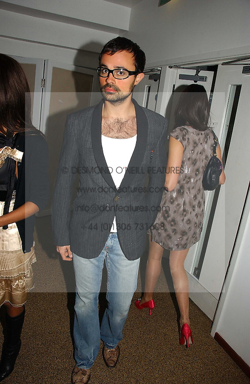 EVGENY LEBEDEV at a party to celebrate the publication of Tatler's Little Black Book 2006 held at 24, 24 Kingley Street, London W1 on 9th November 2006.<br /><br />NON EXCLUSIVE - WORLD RIGHTS