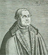 Martin Luther (1483-1546) made his solemn and public protest against the abuses in connection with the sale of indulgences in 1517.  He was summoned before the Diet of Worms in 1521.  During his stay in Wartburg he translated the Scriptures into German.