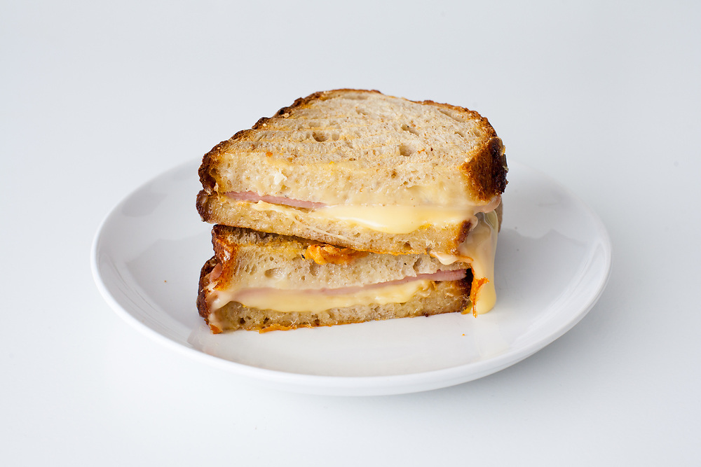 Mr. Henry from Croque Monsieur ($9.53)