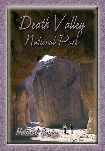 Death Valley National Park souvenir magnets