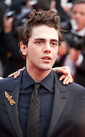 Xavier Dolan at the Closing ceremony and premiere of La Glace Et Le Ciel at the 68th Cannes Film Festival, Sunday 24th May 2015, Cannes, France.