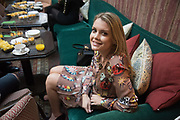 LADY KITTY SPENCER; , Bicester Village and Debrett's host a breakfast panel discussion featuring: Mary portas, Richard E. Cooper, Kitty Spencer and Tim Lord on the Future of Fashion and Etiquette. Academicians Room, Royal Academy. London. 28 March 2017