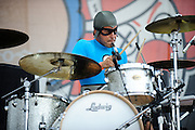 Photos of The Aquabats performing at The Bamboozle in East Rutherford, New Jersey on May 1, 2010.