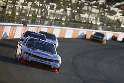 April 20, 2018 - Richmond, Virginia, United States of America - April 20, 2018 - Richmond, Virginia, USA: John Hunter Nemechek (42) brings his race car down the front stretch during the ToyotaCare 250 at Richmond Raceway in Richmond, Virginia. (Credit Image: © Chris Owens Asp Inc/ASP via ZUMA Wire)