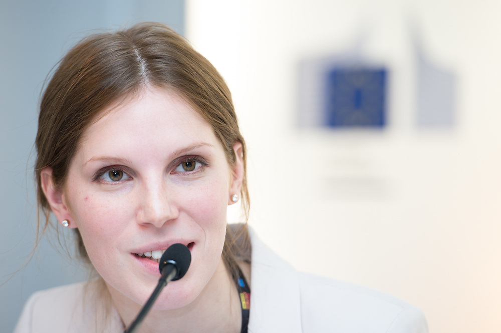 03 June 2015 - Belgium - Brussels - European Development Days - EDD - Urban - Megatrend urbanisation-Metropolitan governance as a chance for sustainable urban and regional development - Verena Maier © European Union