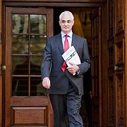 Chancellor Pre Budget 2008
