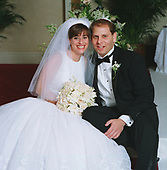 Wedding of Danielle Gertler and Alan Weintraub on August 23, 1997