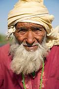 Muslim Religious Man - Barundhan, India