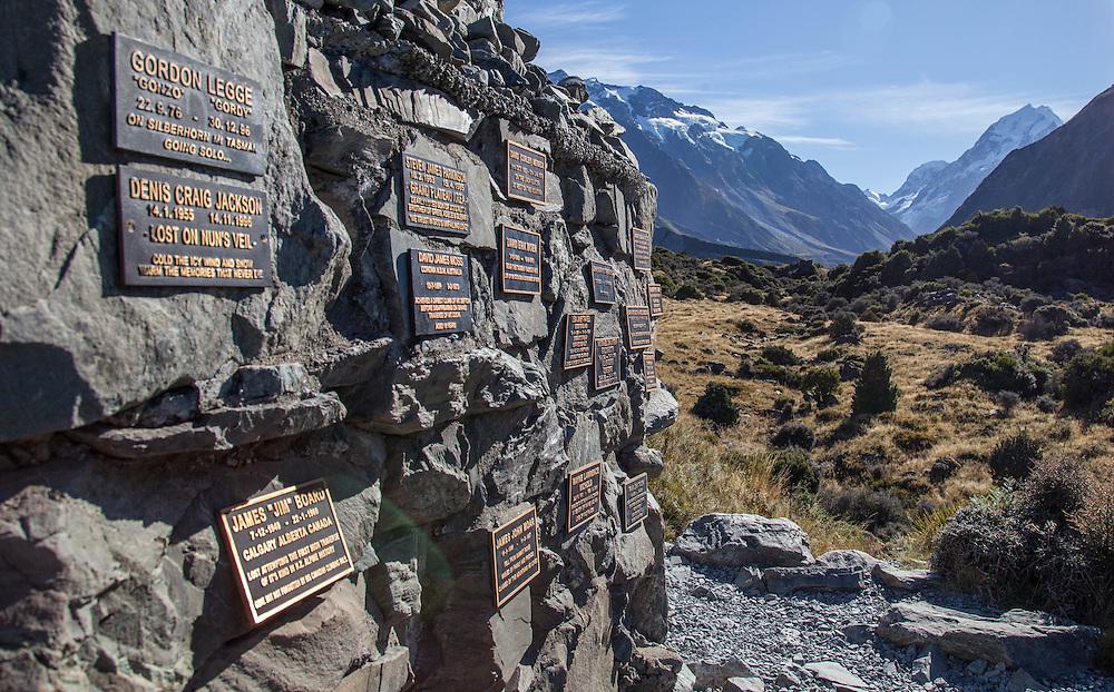 Alpine Memorial