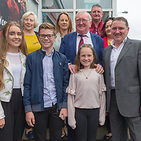 The Gerraghty Family at the official opening of the store in Turnpike