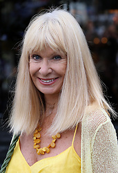 Carol Cleveland  at the unveiling of a  blue plaque dedicated to former Monty Python Graham Chapman at his local pub the Angel in Highgate, North London, Thursday, 6th September 2012  Photo by: Stephen Lock / i-Images