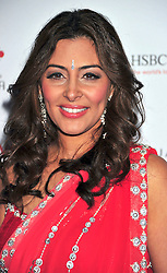 © under license to London News Pictures. 04/03/11.Laila Rouass attends  Lebara British Asian Sports Awards , Saturday 5th March 2011 at the Grosvenor House Hotel, Park Lane, London. Photo credit should read alan roxborough/LNP